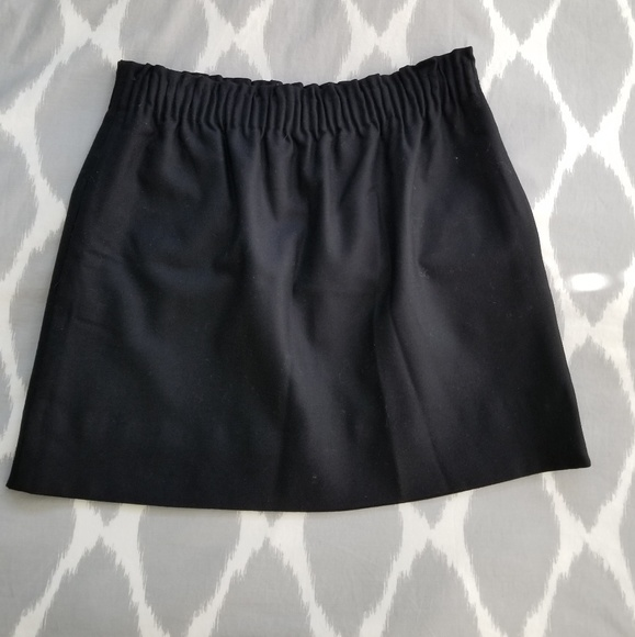 J. Crew Dresses & Skirts - J. Crew Black skirt
